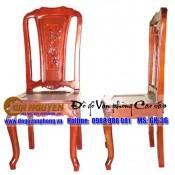 Ghế gỗ tự nhiên dành cho phòng họp