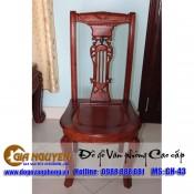 Ghế phòng họp gỗ gụ hương cao cấp