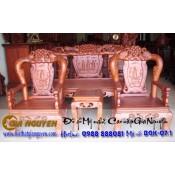 Bộ bàn ghế phòng khách minh quốc phượng