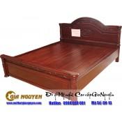 Giường ngủ gỗ tự nhiên cao cấp GN-16