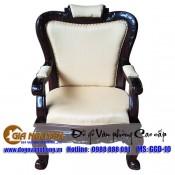 Ghế gỗ bọc đệm dành cho phòng khánh tiết