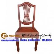 Ghế gỗ hội trường GH-24