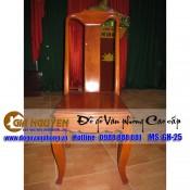 Ghế gỗ hội trường GH-25
