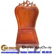 Ghế gỗ hội trường GH-26
