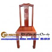 Ghế gỗ hội trường GH-28